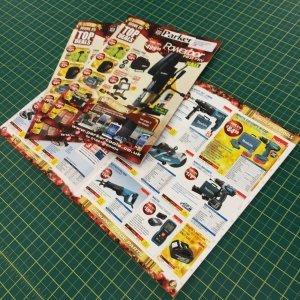 Saddle Stitched Brochures