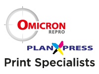 Contact - Omicron Repro Print Specialists. We Print Anything!