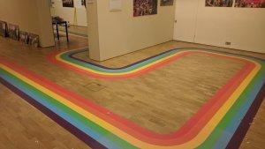 digital printed vinyl flooring